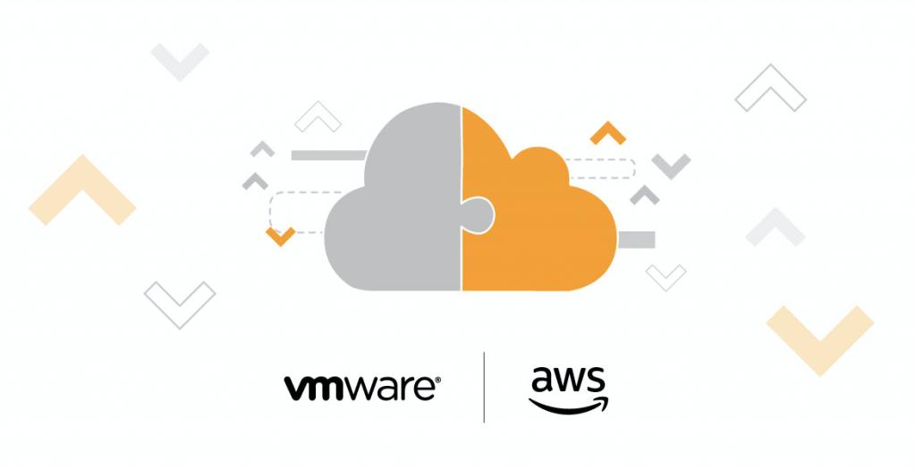 VMware Cloud on AWS image